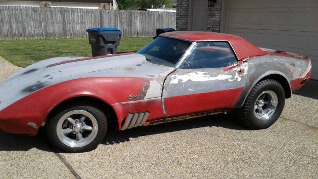 Vintage Vette Custom: 1969 Corvette Convertible