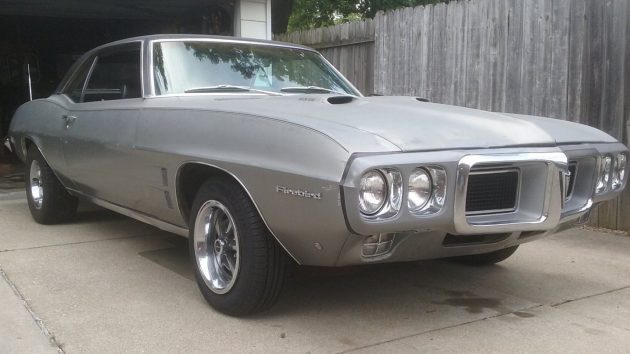 Big Daddy 1969 Pontiac Firebird 400 Ho Ram Air Iii