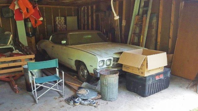 Grandson Sold Grandpa's 1970 Chevelle Malibu