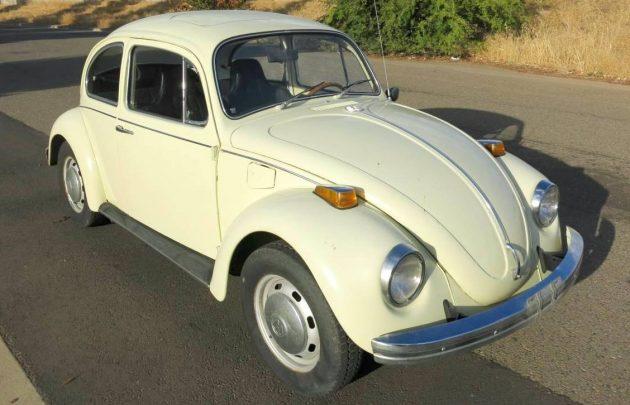 Craigslist Com Sacramento >> One Owner Survivor: 1970 VW Sunroof Bug