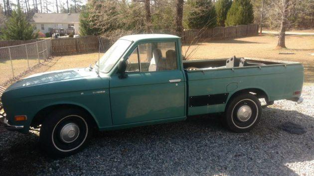 Datsun truck craigslist