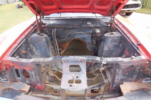 Blank Slate Cobra! 1971 Ford Torino