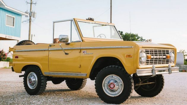 Hoof To The Mouth! 1972 Ford Bronco