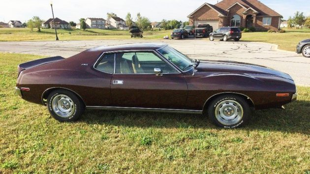 Go Pack Survivor: 1973 AMC Javelin AMX
