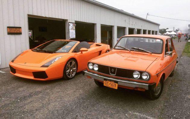 Reader Find: Eduard's 1974 Renault 12 L