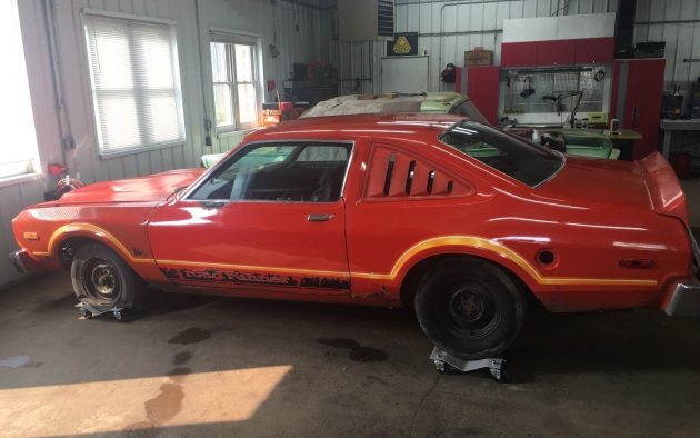 Parked In '89! 1977 Plymouth Road Runner