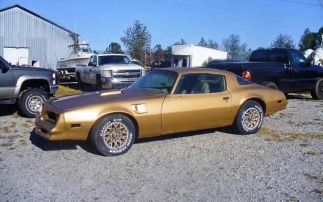Prepped For Paint: 1978 Pontiac Trans Am