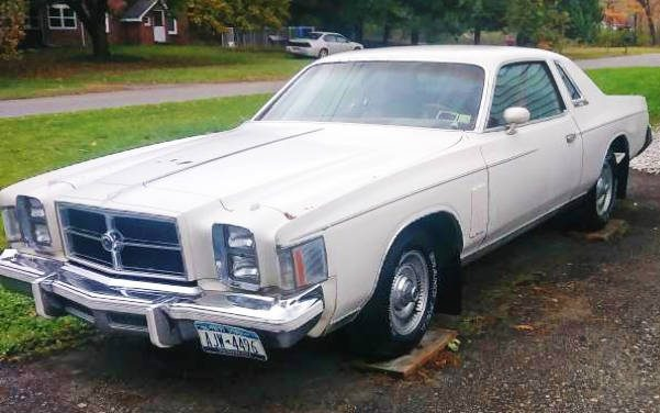 Mr. Montalban's Express: 1979 Chrysler Cordoba 300