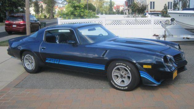 Seldom Seen 36 000 Mile 1980 Camaro Z28