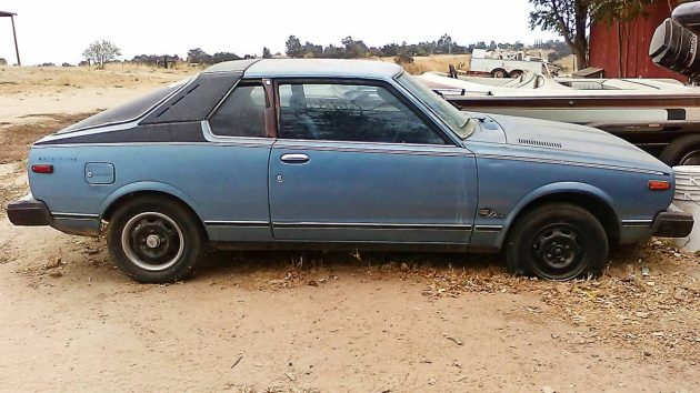 Dictionary Not Included: 1980 Datsun 310 GX