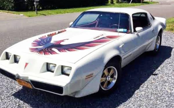 Factory Turbo: 1980 Pontiac Trans Am