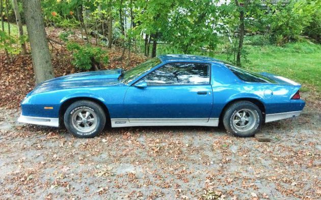 1988 Camaro RS Project For $800!