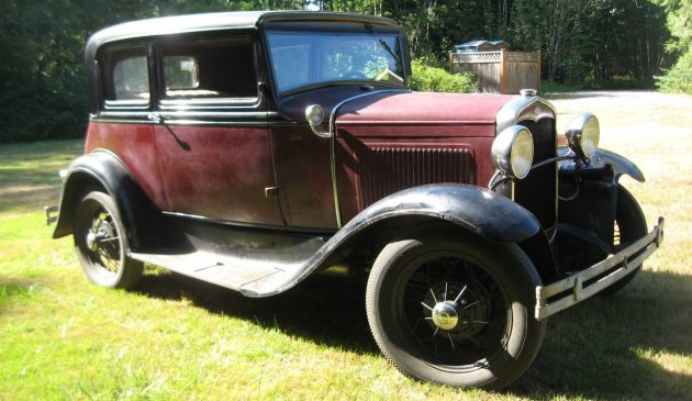 Original Or Restored? 1931 Ford Victoria Coupe