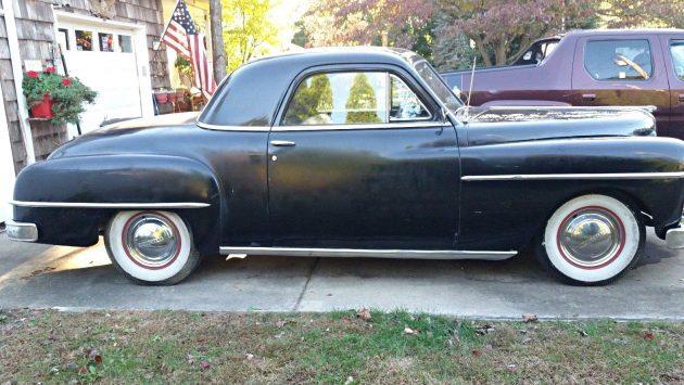 Business Survivor: 1950 Dodge Wayfarer