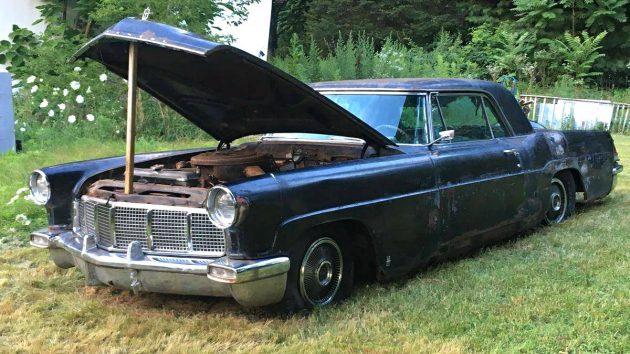 Cheap MK II: 1957 Continental MK II