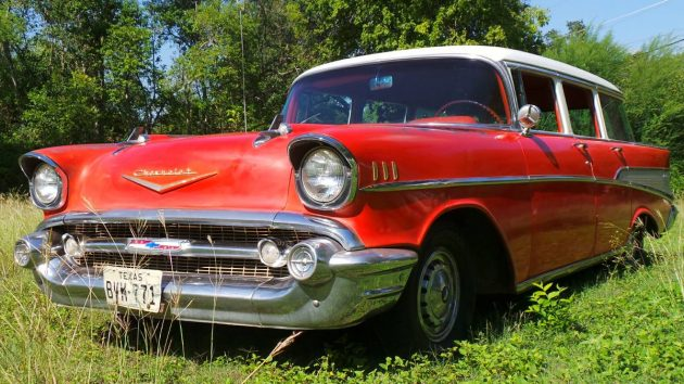 Still A Market For Tri-5s? 1957 Chevy Bel Air Wagon