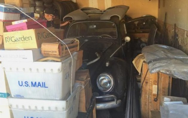 Original Everything: 1958 Volkswagen Beetle