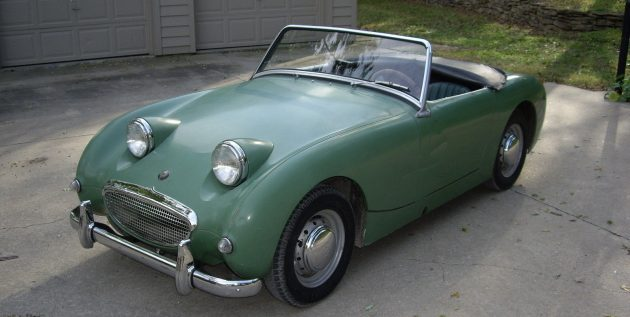 Original Survivor: 1960 Austin Healey Sprite