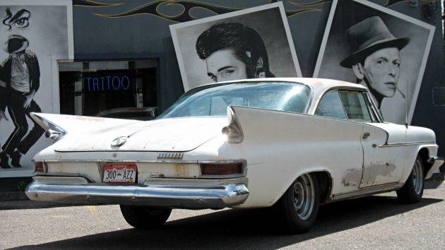 Affordable Fins: 1961 Chrysler Newport