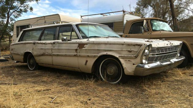 Cheap Driver: 1966 Ford Country Squire Wagon