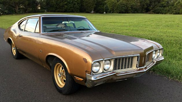 Cheap Survivor: 1970 Olds F85 Cutlass