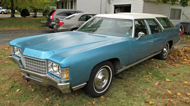 Cheap Wagon Alert! 1971 Chevrolet Kingswood