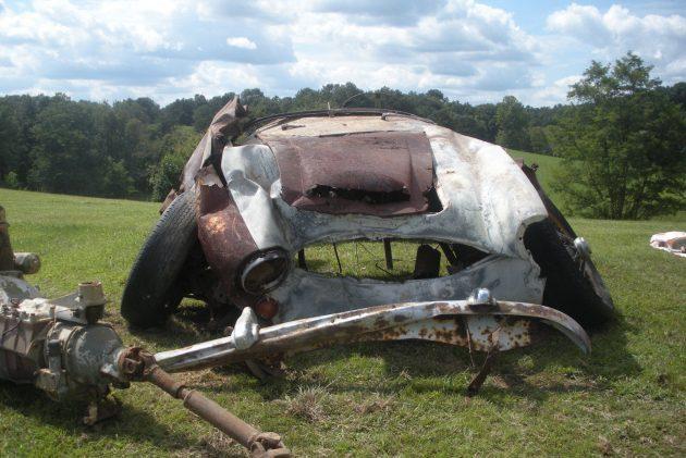 Austin Healey Barn Finds