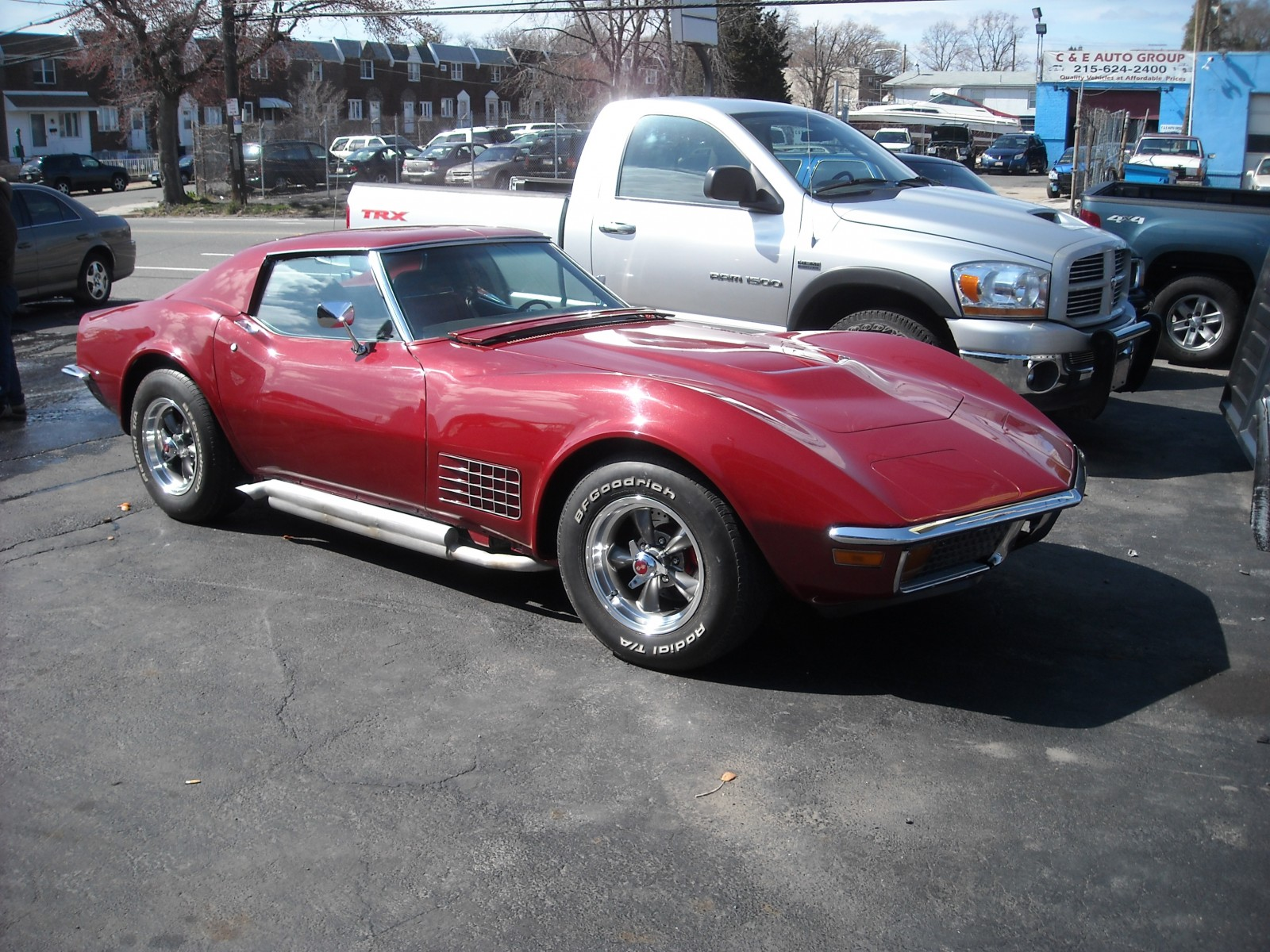 vintage vette custom 1969 corvette convertible