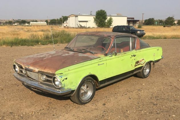 Stampede to Montana—Cheap Project Car Auction!