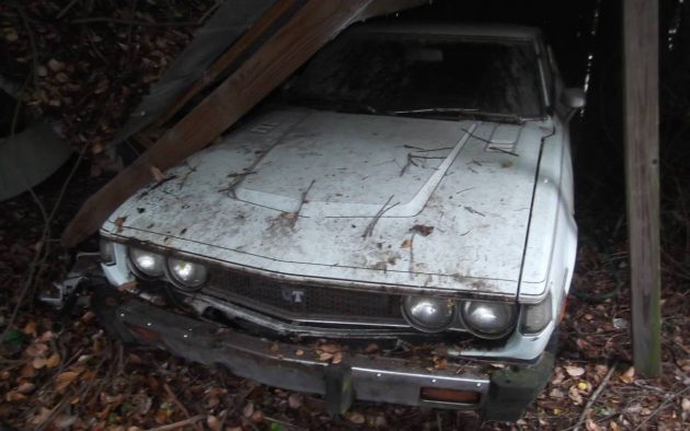 Barn To Backyard: 1977 Toyota Celica GT