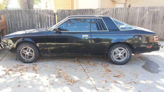 Yes, It's True: 1979 Dodge Challenger
