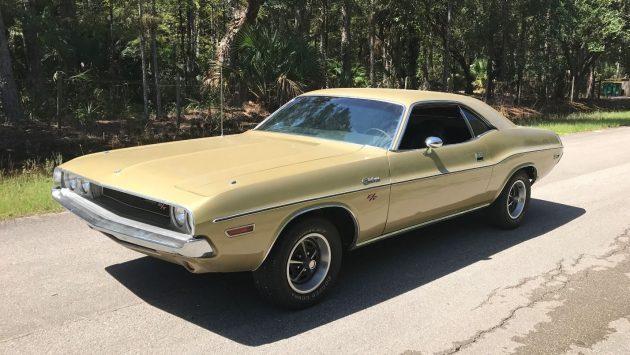 NOT A Barn Find: 1970 Dodge Challenger
