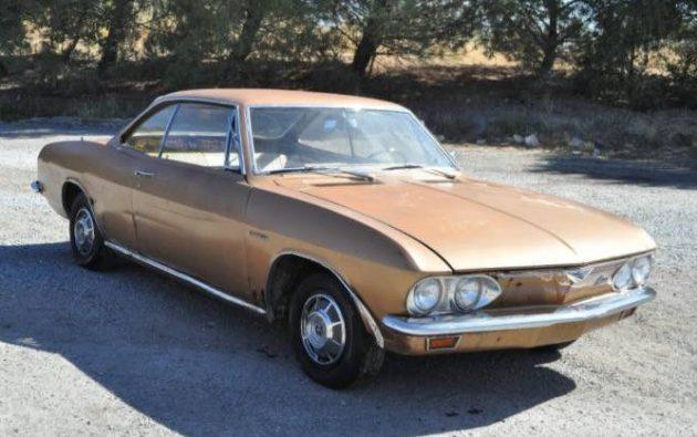 Turbo-Chaaaarged: 1966 Chevrolet Corvair Corsa