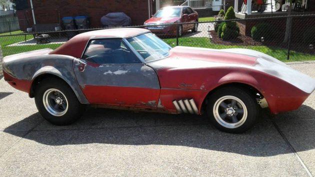 Custom Corvette X