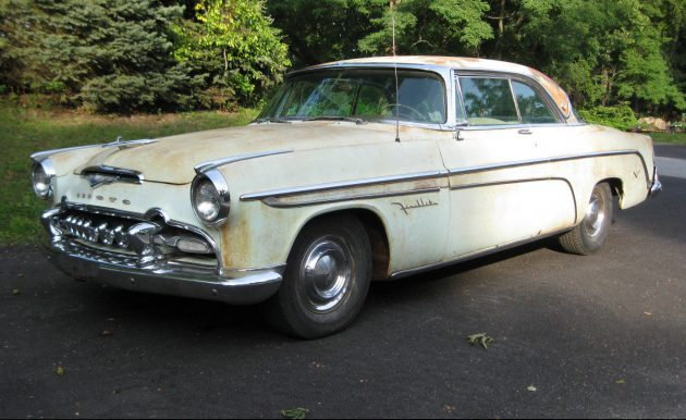 Forward Looker: 1955 DeSoto Fireflite Sportsman