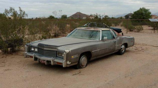It's No Mirage: 1978 Cadillac Eldorado Convertible