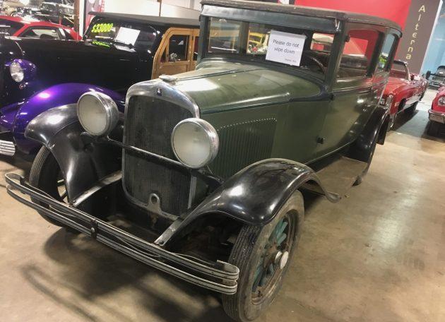 A Real Survivor? 1929 Plymouth Two Door Sedan