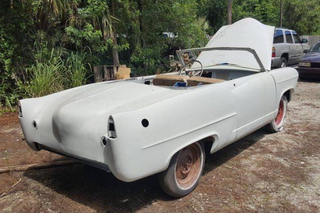 Factory Prototype 1953 Henry J Convertible