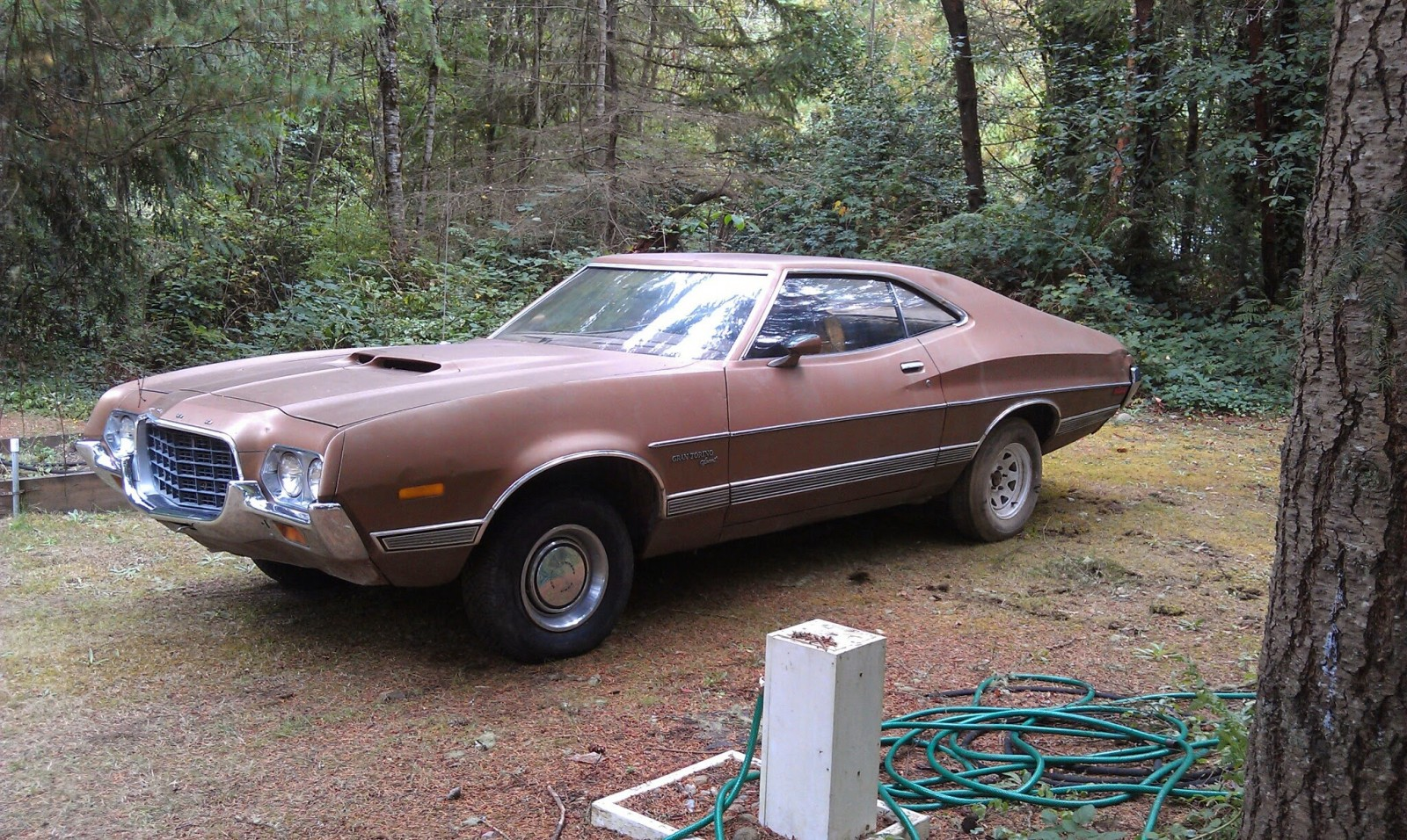 torino ford 2021 gran 1972 project specs 72 block mouth plain right
