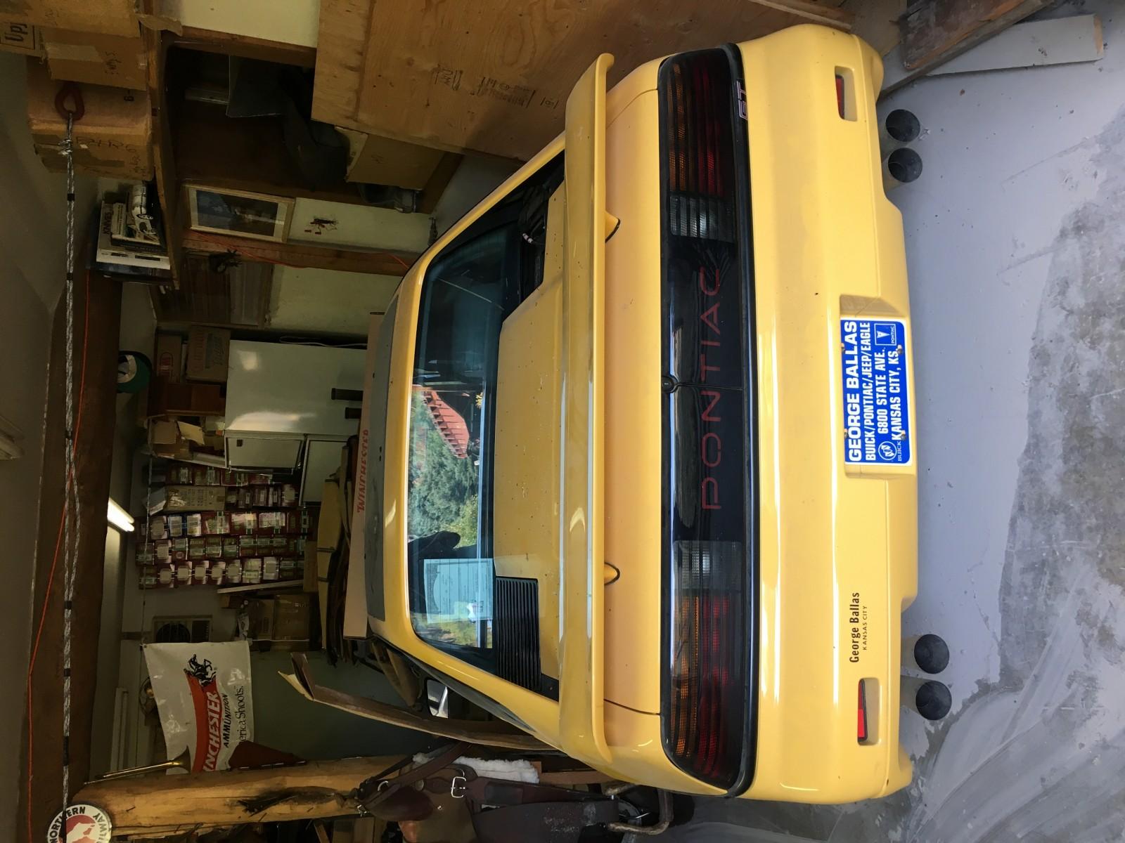 Brand New 1988 Pontiac Fiero Gt Fuel Filter Location I