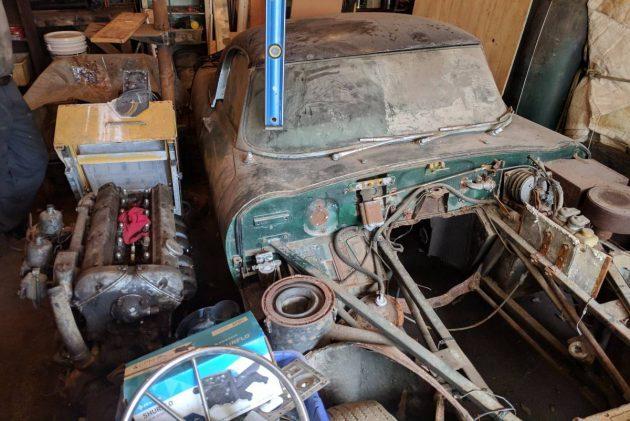 Third Time's the Charm? 1964 Jaguar E-Type
