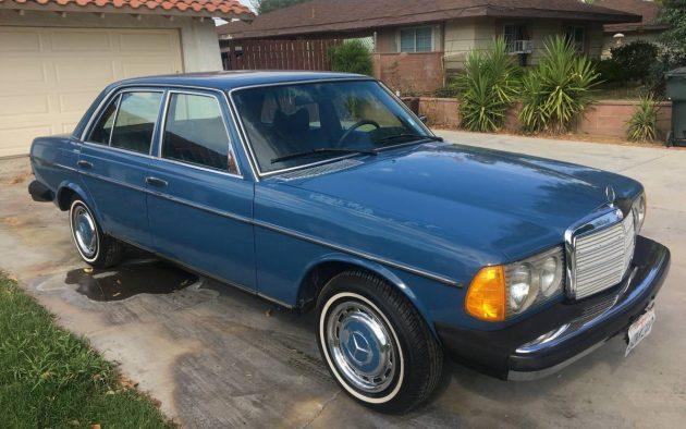 Rare Non-Diesel: 1978 Mercedes-Benz 280E