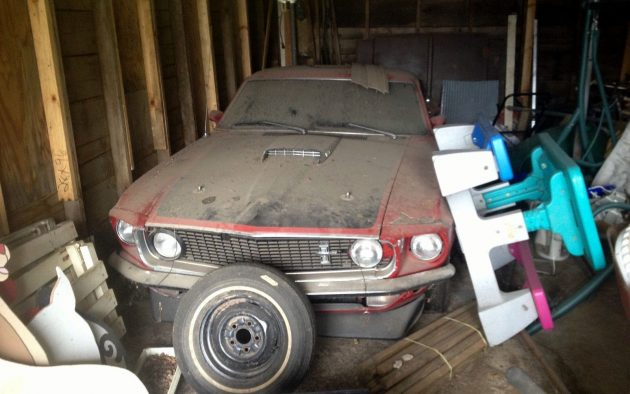 Ford Mustang Parts >> High School Car: 1969 Ford Mustang Mach 1