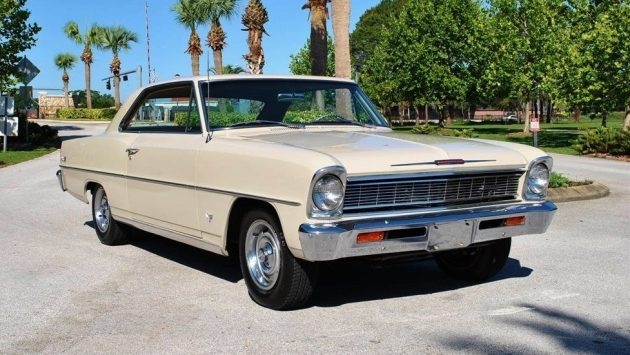 The Way Compacts Were: 1966 Chevrolet Chevy II Nova