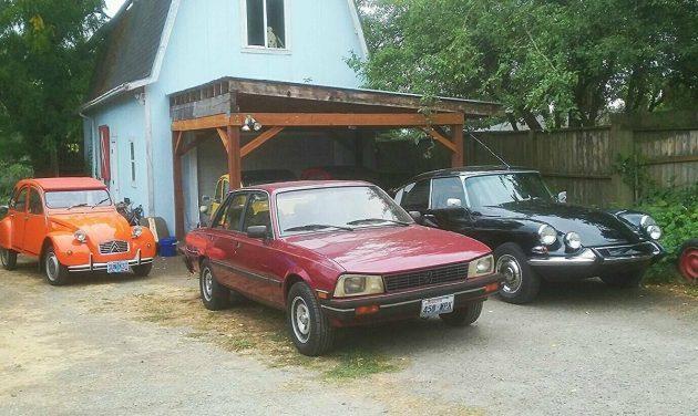The Art of the Humblebrag: 1984 Peugeot 505 STI