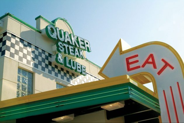 Auction Alert! The Original Quaker Steak & Lube