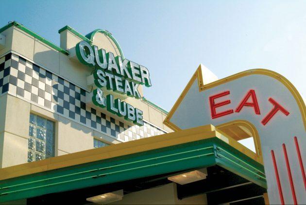 Auction Alert! The Original Quaker Steak & Lube