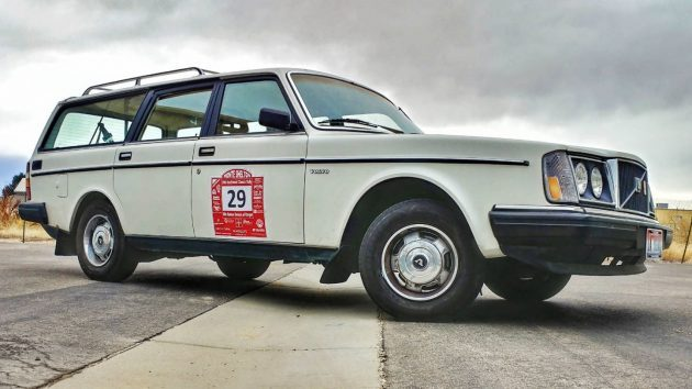 Second Chance: Our 1984 Volvo 240 Rally Wagon