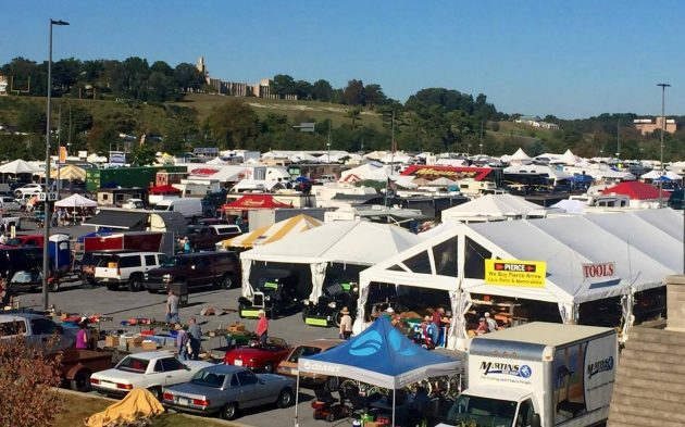 Hershey Car Show >> Hershey AACA Fall Swap Meet 2017