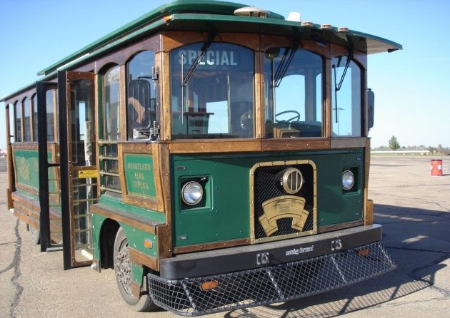 Ding Ding! 1993 Chance Trolley